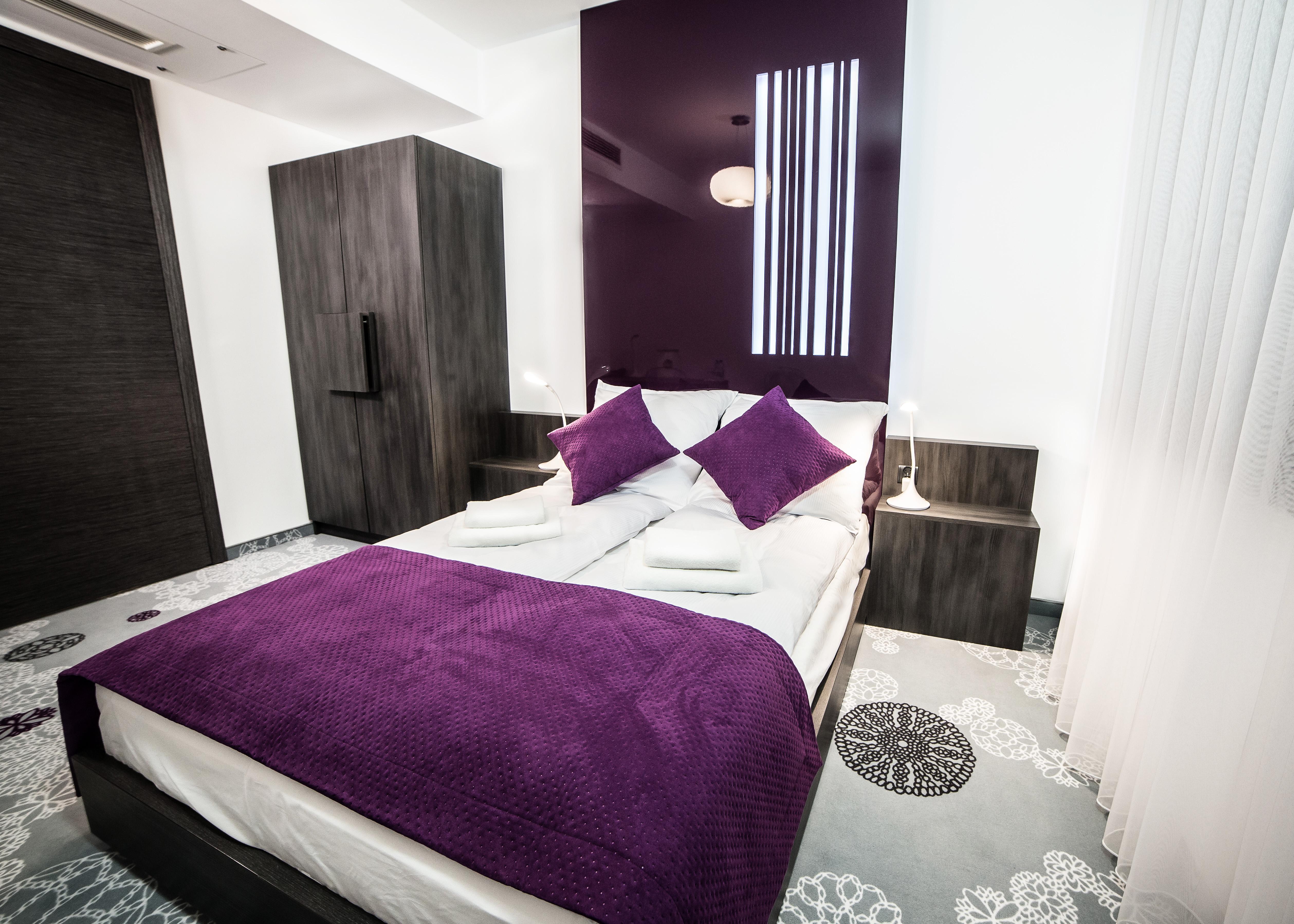 Pokój fioletowy