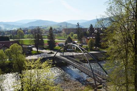 Most narzece Soła